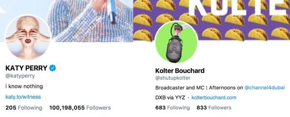Katy vs Kolter
