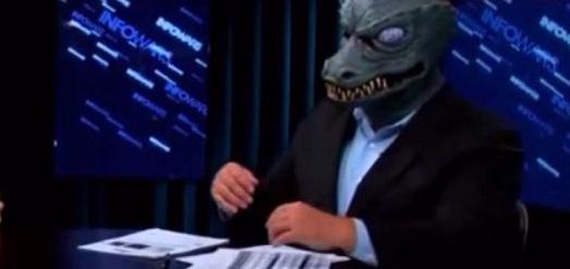 alex jones reptilian